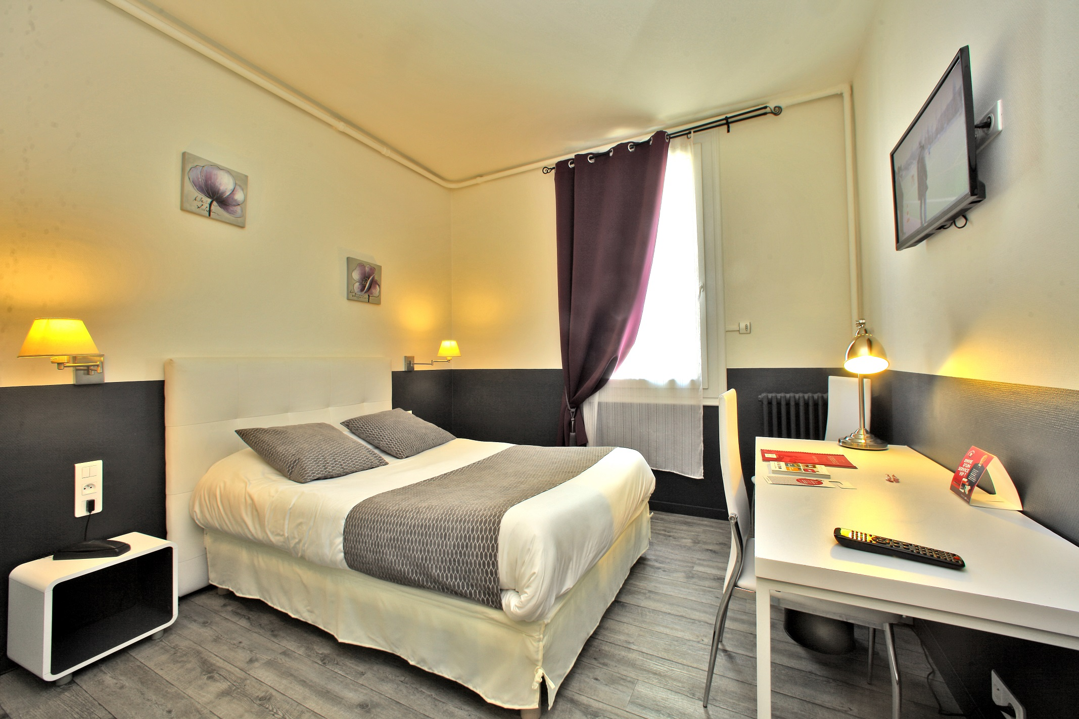 Inter Hotel Bergerac De Bordeaux Hotel 3 Star Aquitaine # Meuble Tv Sonorise