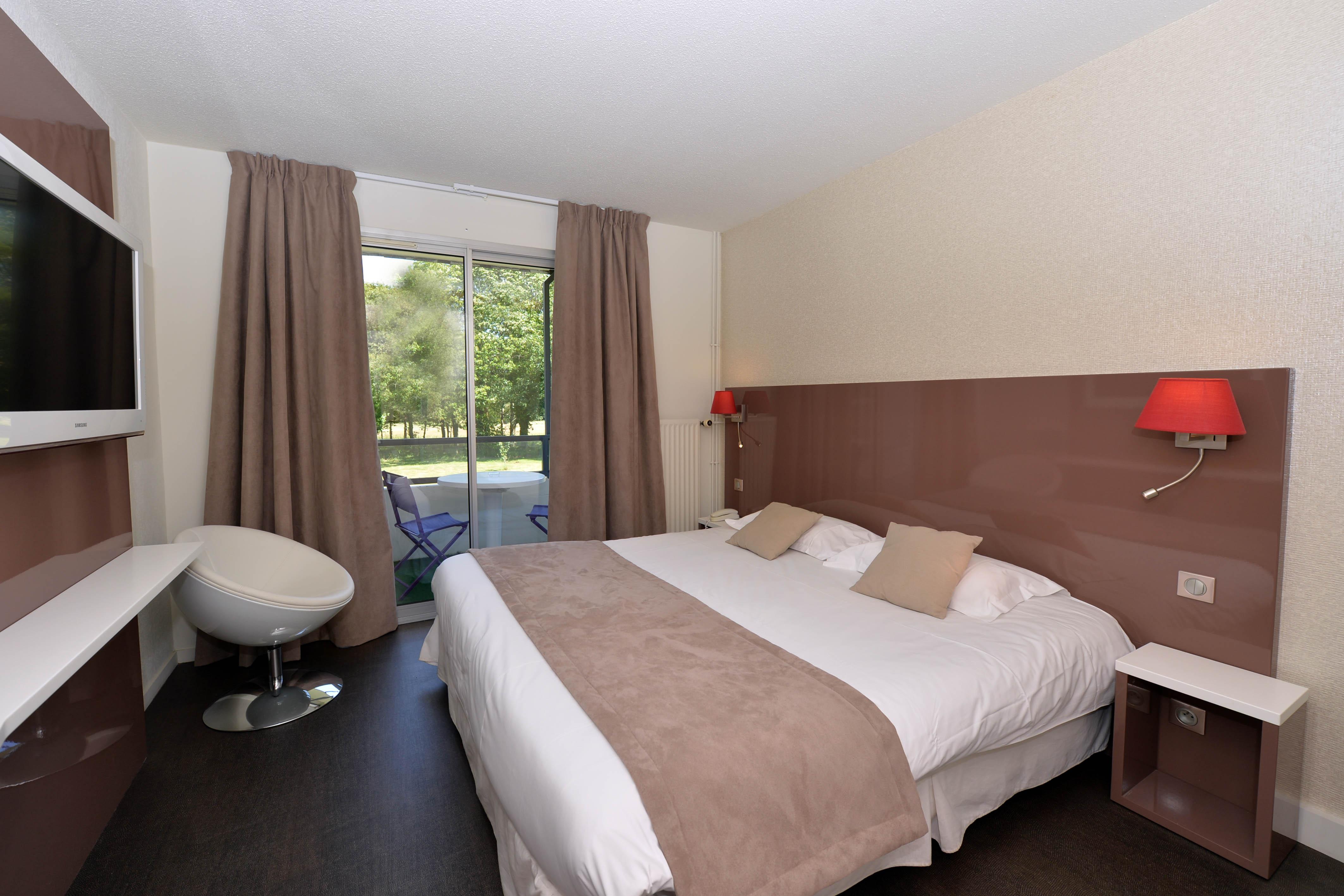 H´tel du Golf de Saint Laurent hotel 3 étoiles Bretagne INTER HOTEL